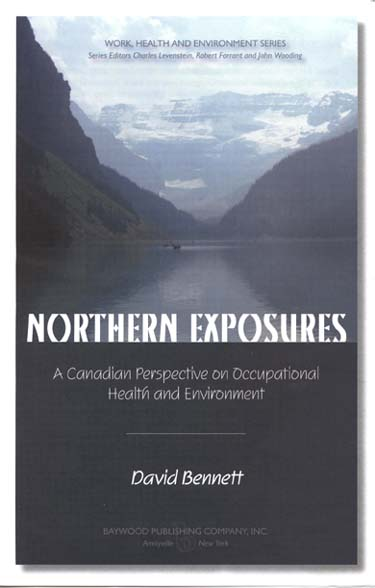 front cover jacket of Northern Exposures